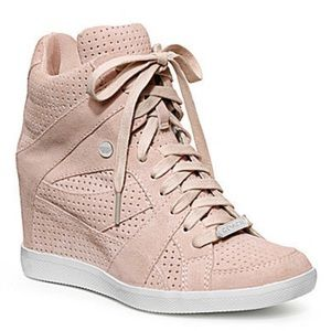 Coach Alexis Wedge Sneakers